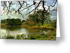 Butlers Retreat Epping Forest Uk Greeting Card