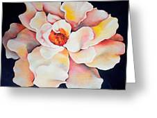 Butter Flower Greeting Card