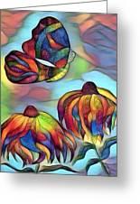 Butterflies For Children 1 Greeting Card