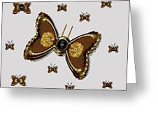 Butterflies For The Worlds  Future Greeting Card