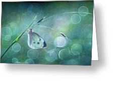 Butterfly Imagination Greeting Card