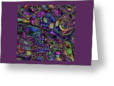Butterfly Impressions Greeting Card
