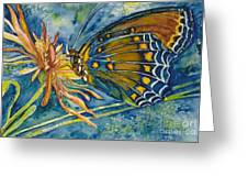 Butterfly In Ca Greeting Card
