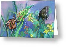 Butterfly Mammas Greeting Card