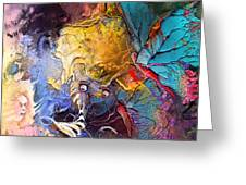 Butterfly Mind Greeting Card