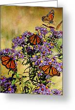 Butterfly Party Greeting Card