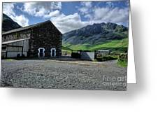 Buttermere Farm Greeting Card
