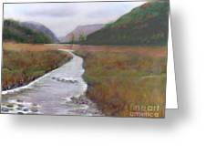 Buttermere In The Lake District Greeting Card