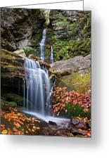 Buttermilk Falls Greeting Card