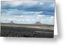 Buttes Greeting Card
