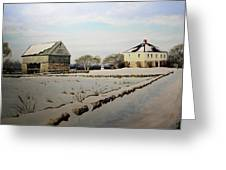 Buttonwood Farms Greeting Card