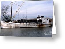 Buy Boat Nora W Greeting Card