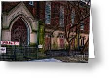 Buy Felicity Methodist - Nola Greeting Card