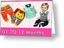 Buy Online Kids Wear Greeting Card
