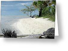 Buye Beach Greeting Card