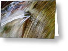 By The Mill. Water Greeting Card