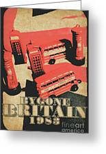 Bygone Britain 1983 Greeting Card