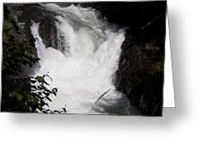 Bz Falls 1 Greeting Card