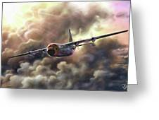 C-130 Hercules Greeting Card