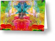 Ca-the-na-goddess-mohave Greeting Card