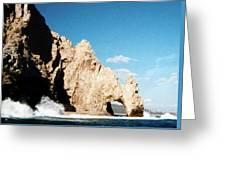 Cabo San Lucas Arch Greeting Card