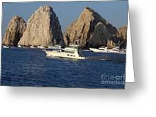 Cabo San Lucas - Sport Fishing Greeting Card