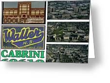 Cabrini 60610 Greeting Card