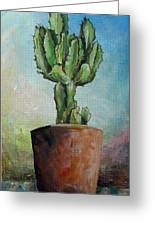 Cactus 3 Greeting Card