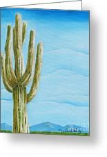 Cactus Jack Greeting Card