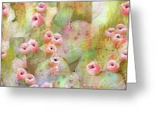 Cactus Rose Greeting Card