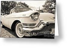 Cadillac Eldorado Biarritz 1 Greeting Card