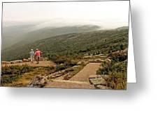 Cadillac Mountain View Greeting Card