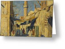 Cairo Greeting Card