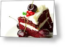 Cake Greeting Card by Blink Images