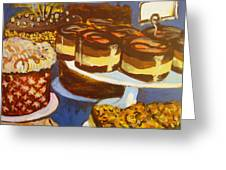 Cake Case Greeting Card