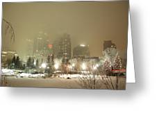 Calgary Alberta 2 Greeting Card