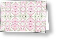 Calico Puzzle Greeting Card