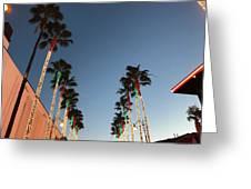 California Christmas #1 Greeting Card