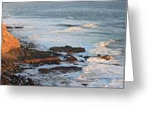 California Coast 0550 Greeting Card