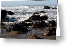 California Coast 12 Greeting Card