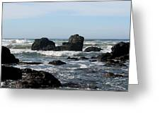 California Coast 13 Greeting Card