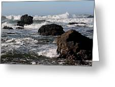 California Coast 18 Greeting Card