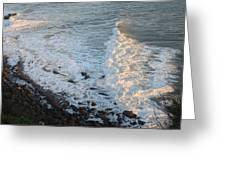 California Coastline 0548 Greeting Card