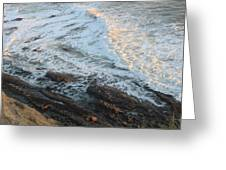 California Coastline 0554 Greeting Card