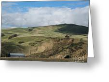 California Countryside Photograph Greeting Card