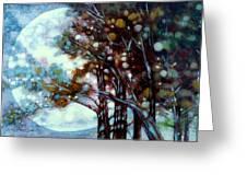 California Cypress Greeting Card
