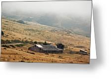 California Homestead - Rural Scene Greeting Card