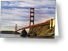 California, San Francisco Greeting Card