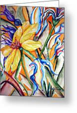 California Wildflowers Series I Greeting Card