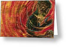 Call To Prayer - Bgctp Greeting Card